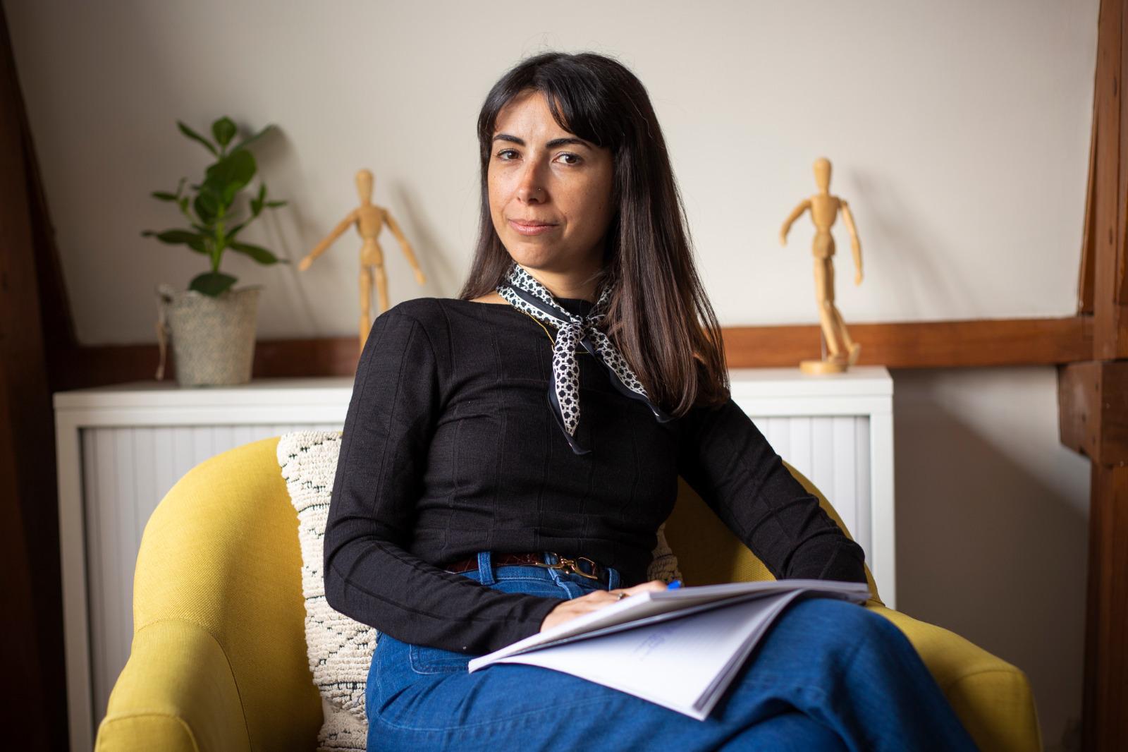 Floriana Maione psychotherapist Amsterdam